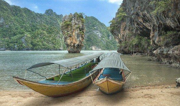 8. Baan Rim Pa (Пхукет, Таиланд) Таиланд славится не только своими великолепными пляжами, но и восхи
