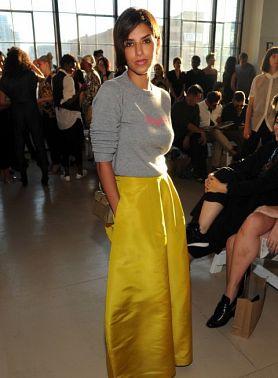 Принцесса Монако любит элегантный классический стиль и является постоянной клиенткой модных домо
