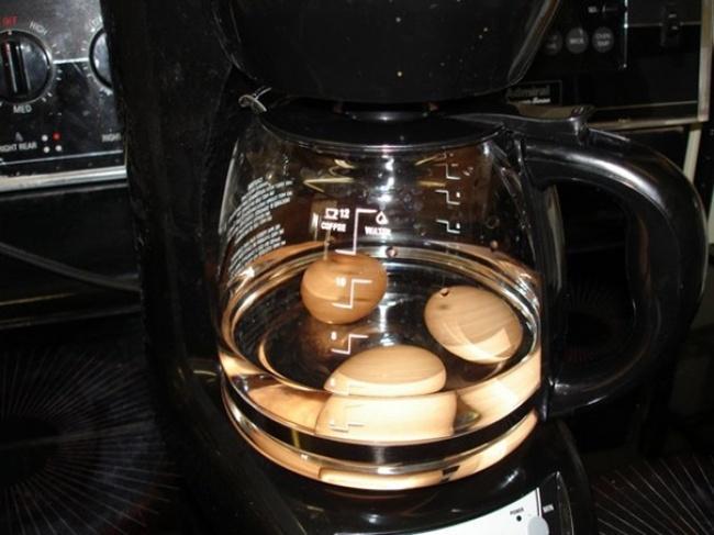 © Cooking With Your Coffee Maker   Очень многофункциональный
