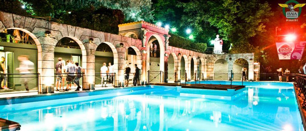 10. Baia Imperiale в Римини Замыкает десятку самых знаменитых дискотек мира феерический ночной клуб
