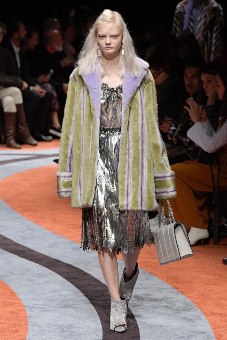 Неделя моды в Милане: Marco de Vincenzo