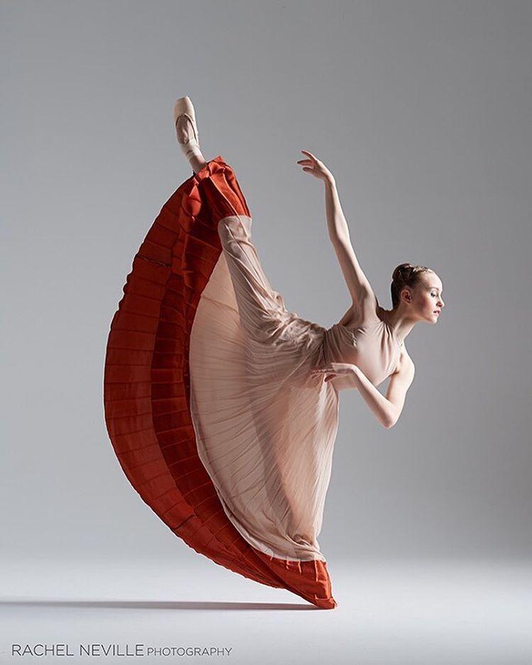 Артисты балета в объективе бывшей танцовщицы Рэйчел Невилл (17 фото)