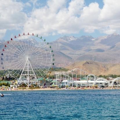 10 новых мест пляжного отдыха вместо Турции и Египта (10 фото)