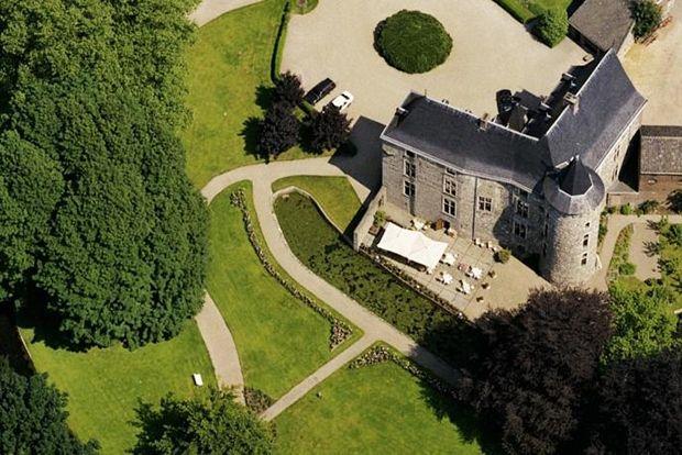 Отель Kasteel Wittem, Нидерланды Год постройки: 1125 Название отеля Kasteel Wittem не врет: он и пра