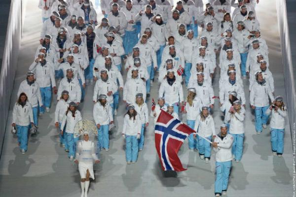 Терапевтические исключения выданы 58 норвежским спортсменам в 2015г