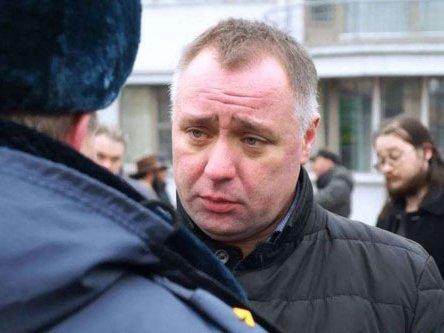 Руководитель Объединения перевозчиков Российской Федерации схвачен вПетербурге