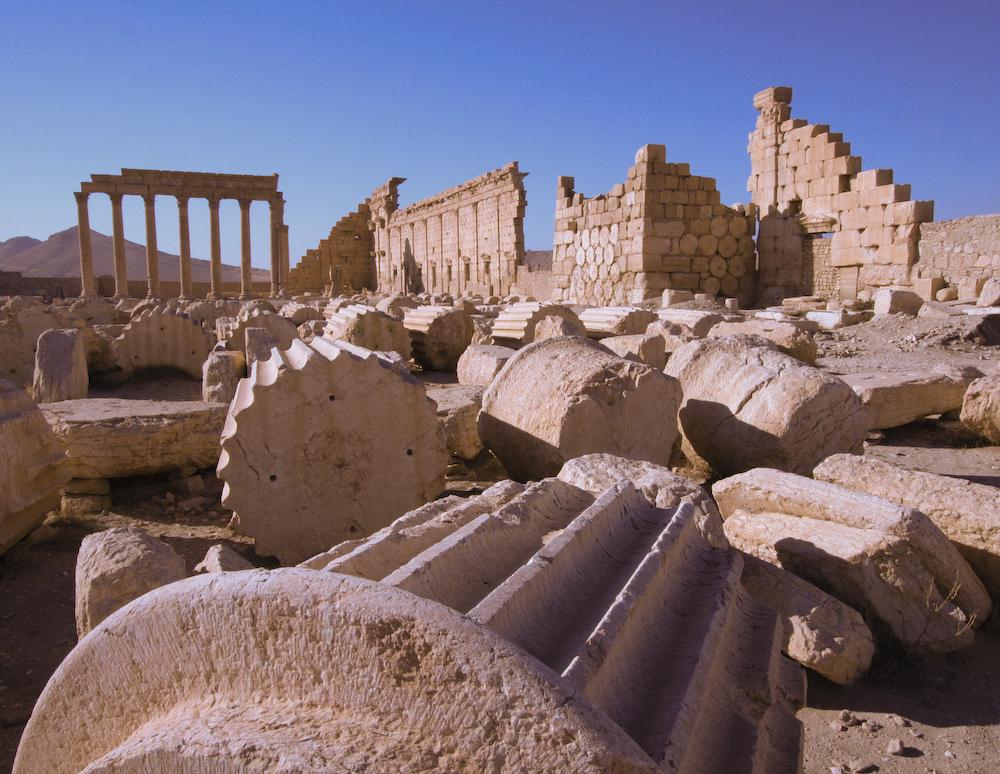 Начальник Института археологии РАН считает возможным восстановление Пальмиры