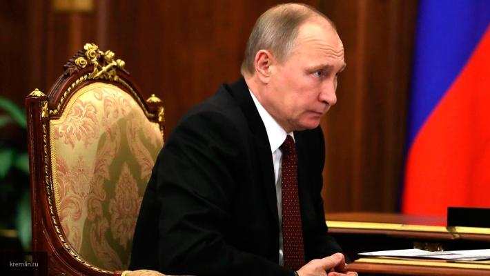 Путин освободил отдолжностей 10 генералов изструктур МВД, СКиФСИН