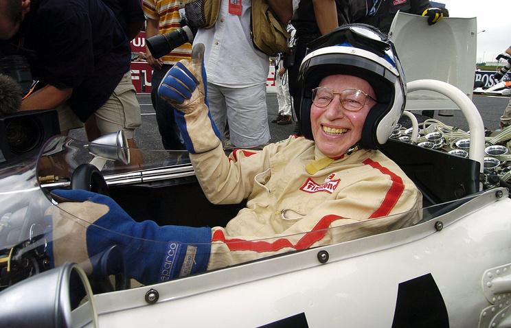 Скончался чемпион Формулы-1 Джон Сертис