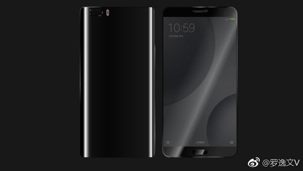 Вглобальной сети появились официальные изображения керамического Xiaomi-Mi6