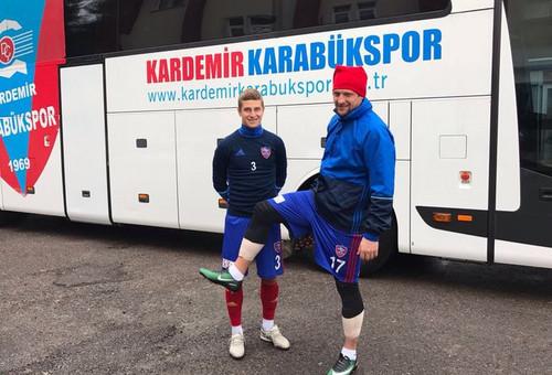 Селезнев иБлизниченко отметились голами за«Карабюкспор»