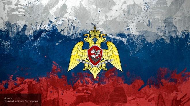 Путин присвоил высокое звание сразу трем представителям Росгвардии