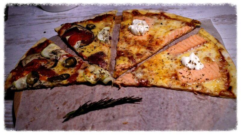 Premium Pizza Italian