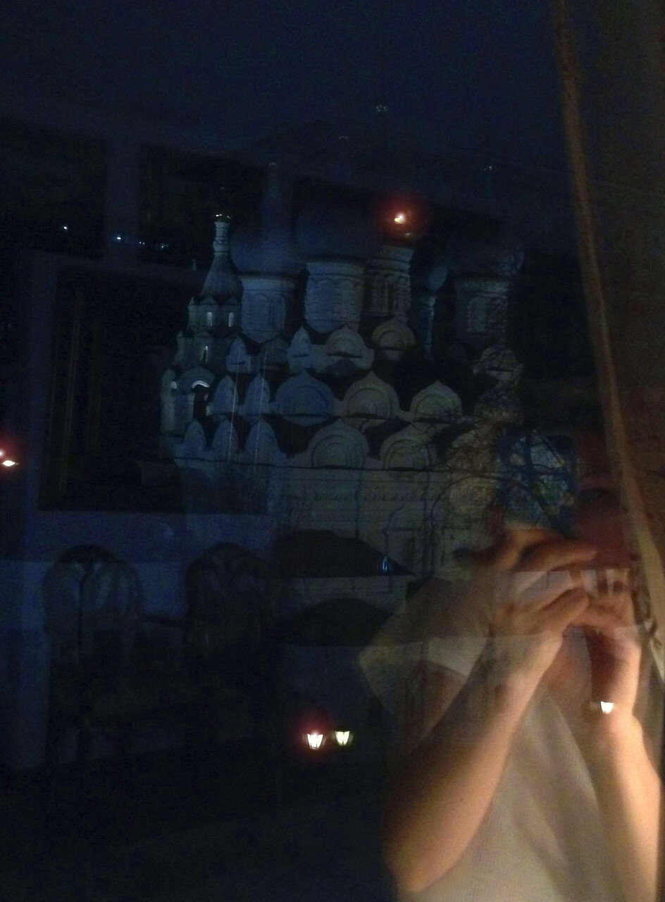 Храм святителя Николая в Пыжах