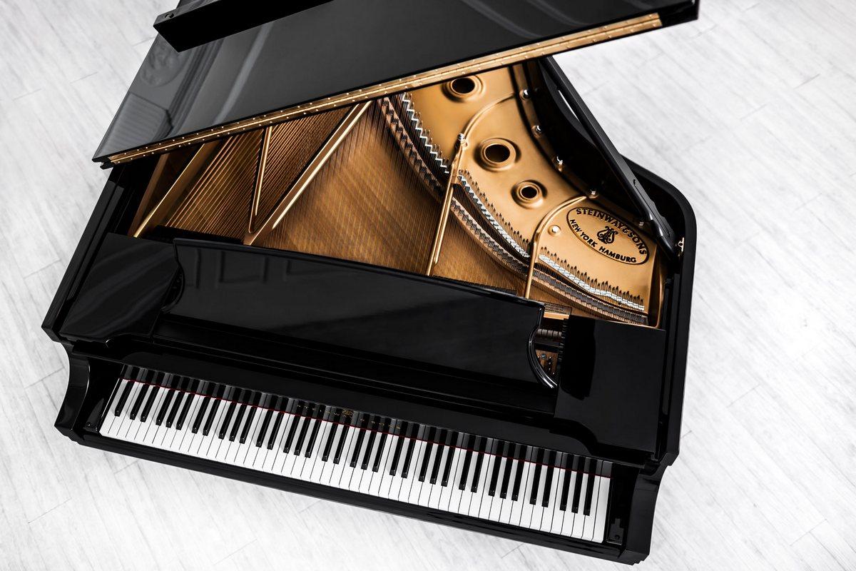 Steinway & Sons, рояль Steinway & Sons, фототур по фабрике Steinway & Sons