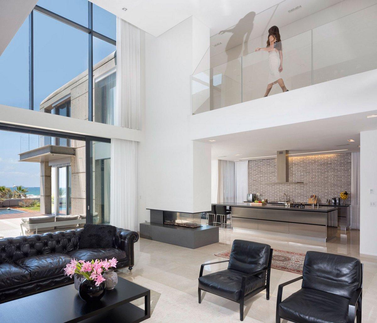 Просторный семейный дом в Израиле