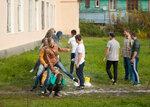 Посвящение в студенты в ЛДПК