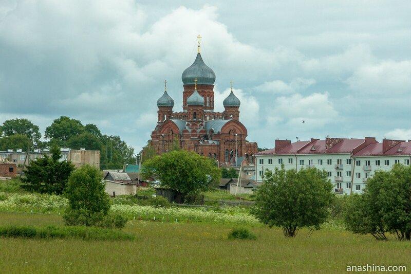 Собор Казанской Божией Матери, село Горушка