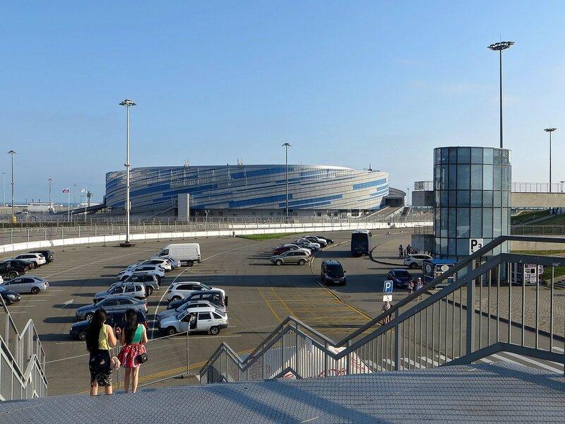 Стадион Шайба