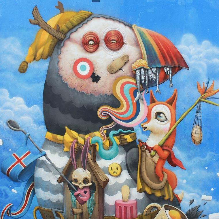 Dulk - Les jolies creations d'Antonio Segura
