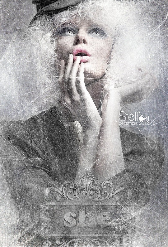 Photo Manipulations by Estelle Chomienne