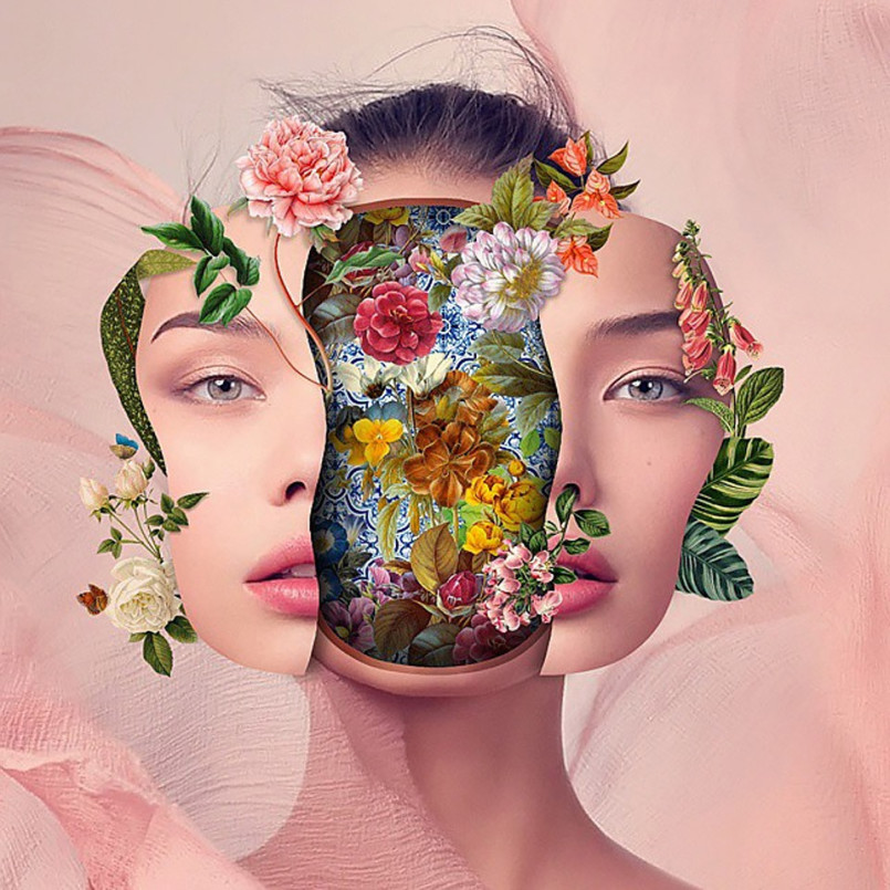 Digital Collages by Marcelo Monreal