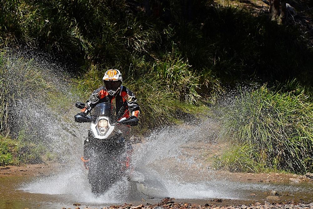 KTM Adventure Rally в Бардонеккья, Италия