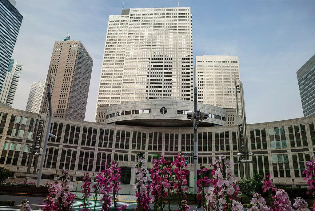 Здание администрации префектуры Токио