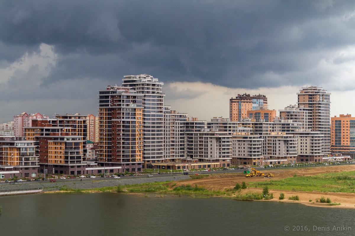 Казань с крыши Казана 4