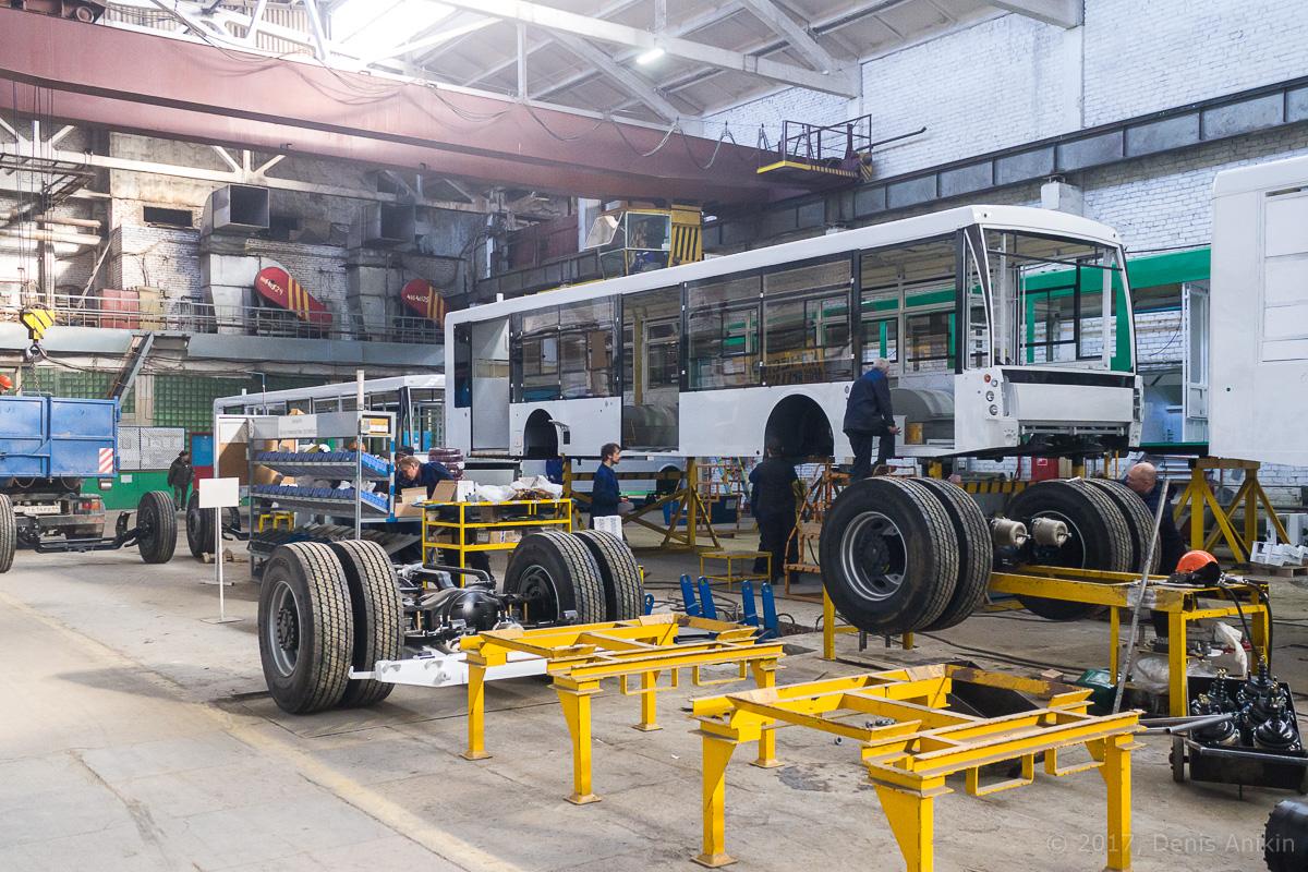 троллейбусный завод trolza фото 8