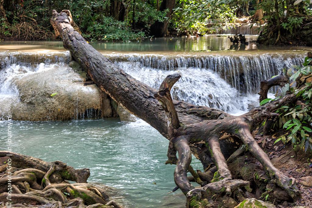 квай водопад эраван