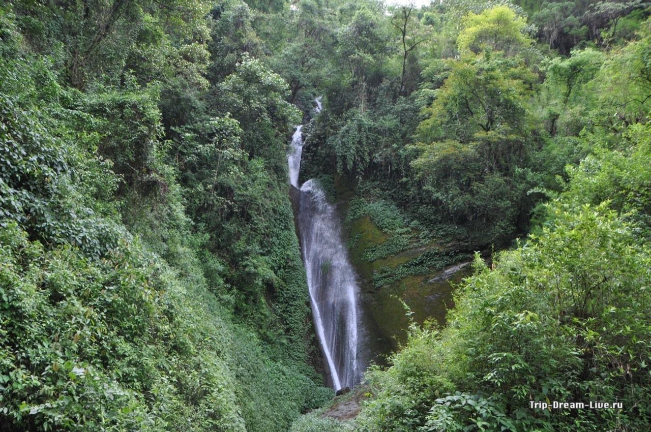 По пути будет очень много водопадов