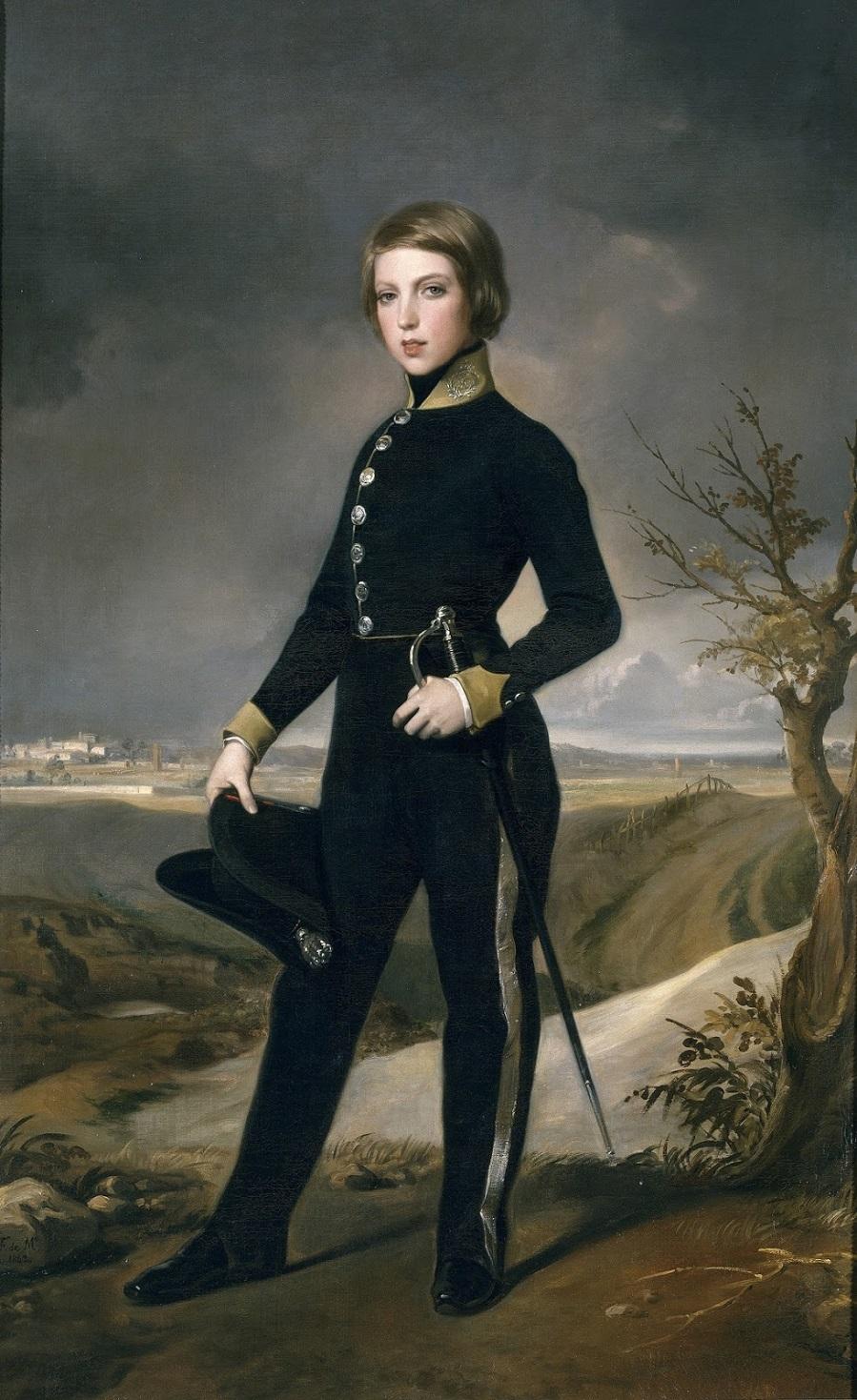 1842_Федерико Флорез (Federico Florez)_178 х 110_х.,м._Мадрид, музей Прадо.jpg