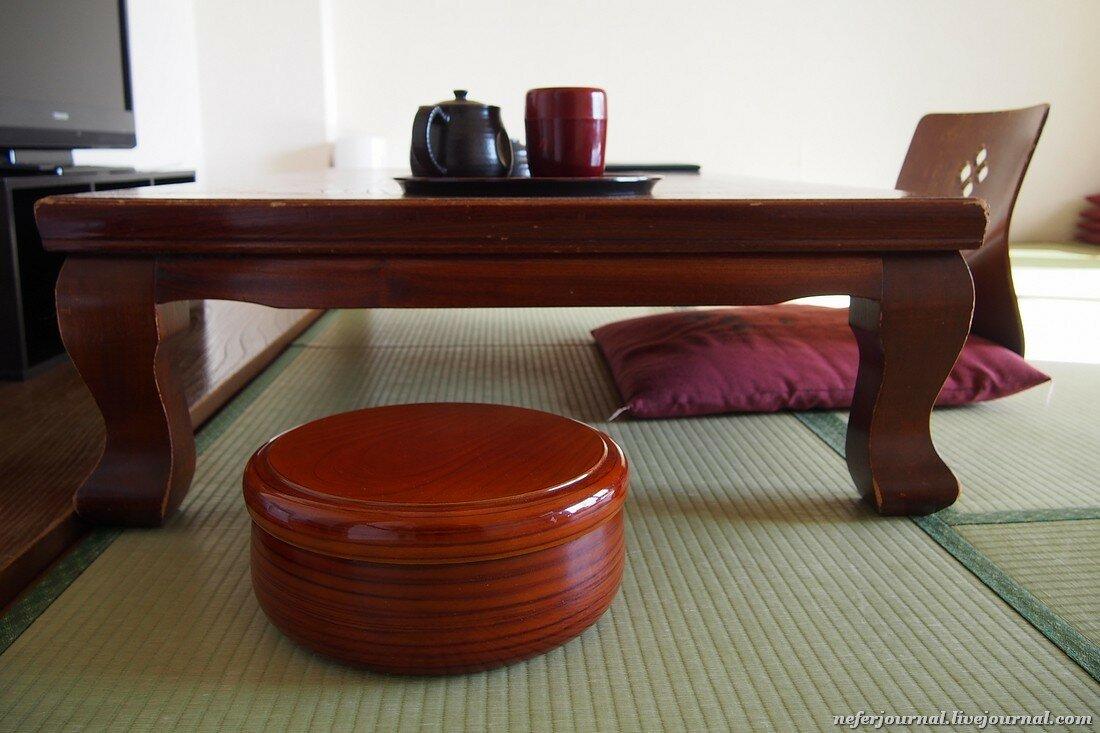 Традиционно по-японски. Izumi Hotel Shiraoi.