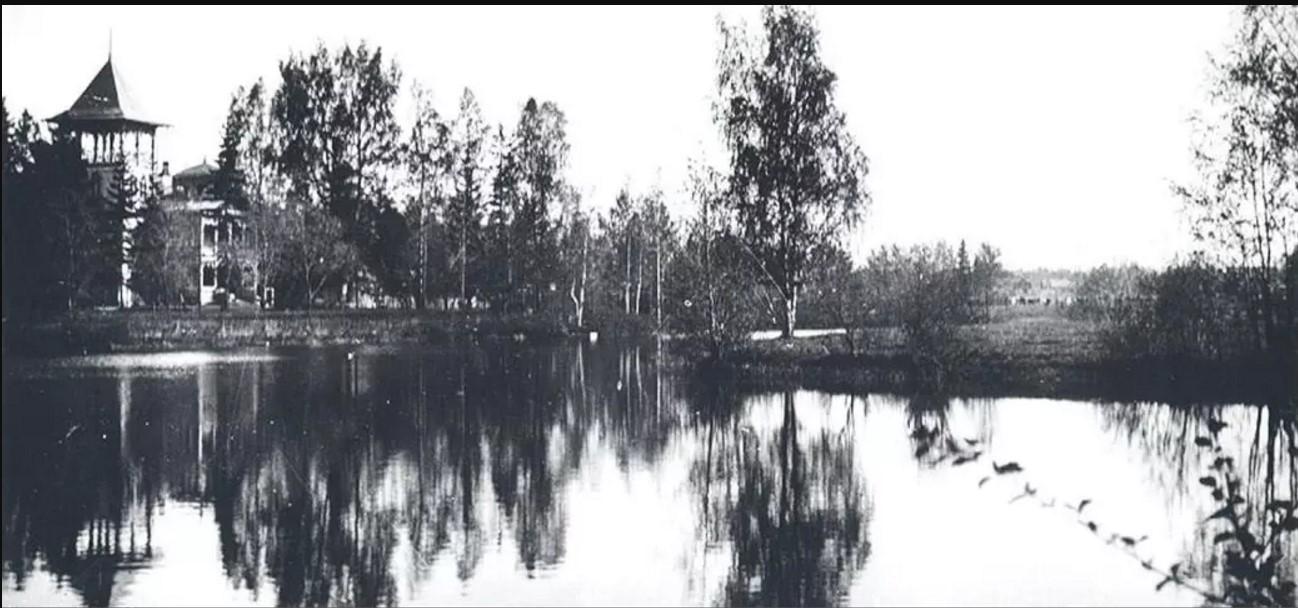 1900-е. Дача Готовцевой