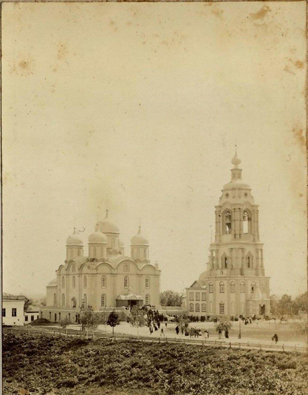 Собор Рождества Богородицы. 1890