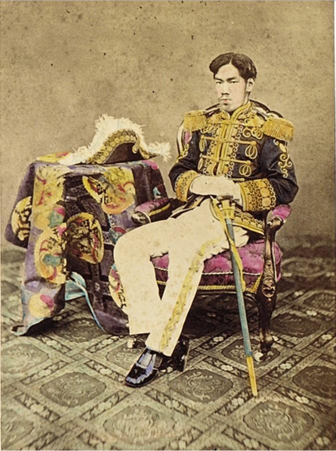 Император. 1868