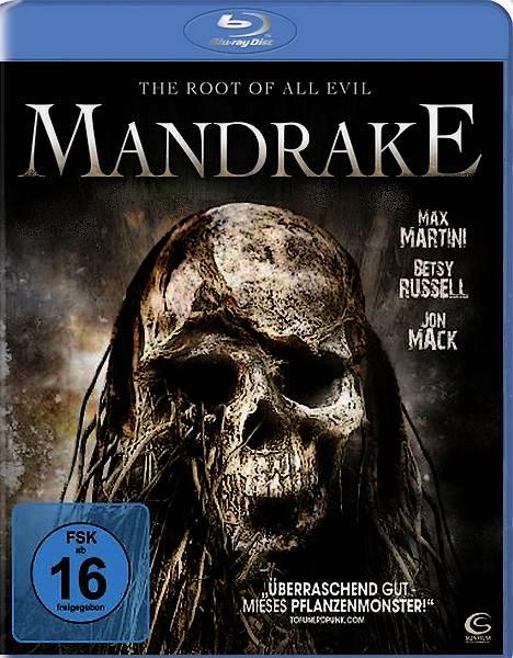 Из под земли / Mandrake (2010) HDRip