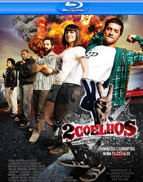 Два кролика / 2 Зайца / 2 Coelhos (2012) HDRip