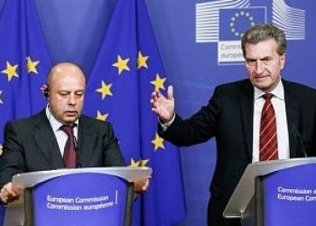 Украина, ЕС и Россия не смогли договориться по вопросам газа