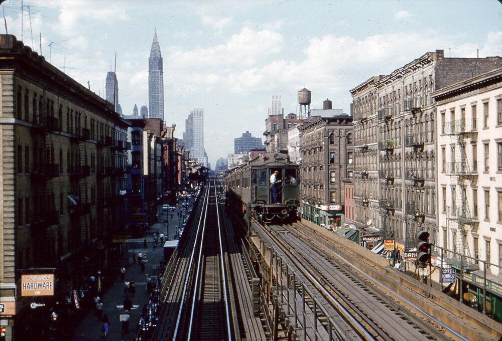 1955c NY 3rd Avenue Elevated by L Stelter.jpg