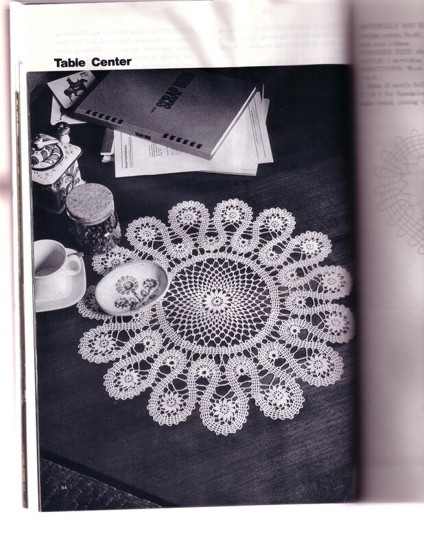 优雅的钩针饰物 - 编织幸福 - 编织幸福的博客