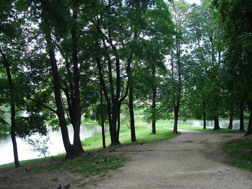 Лефортовский парк (Головинский сад)