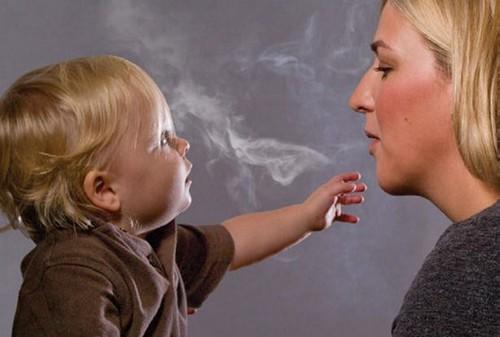 Насколько является вредным пассивное курение?