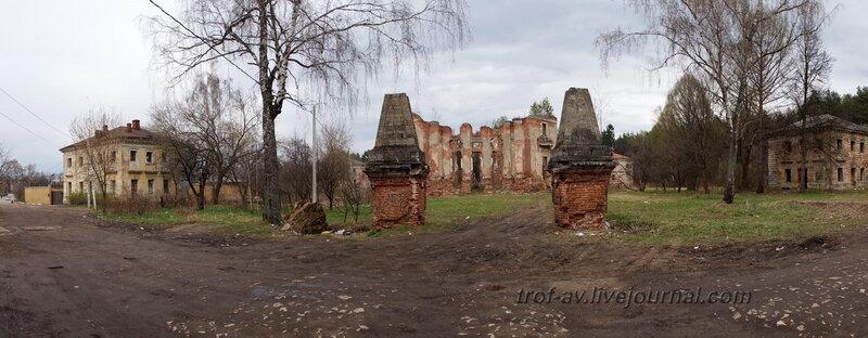 Усадьба Петровское-Княжищего Демидовых-Мещерских