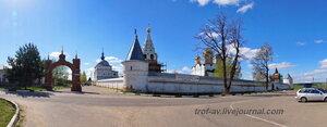 Можайский Лужецкий Ферапонтов монастырь, Можайск