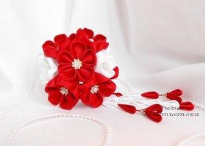 Прекрасные цветы канзаши - Страница 2 0_ec955_46b05653_M