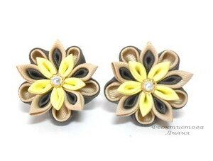 Прекрасные цветы канзаши - Страница 2 0_ec957_2495d09c_M
