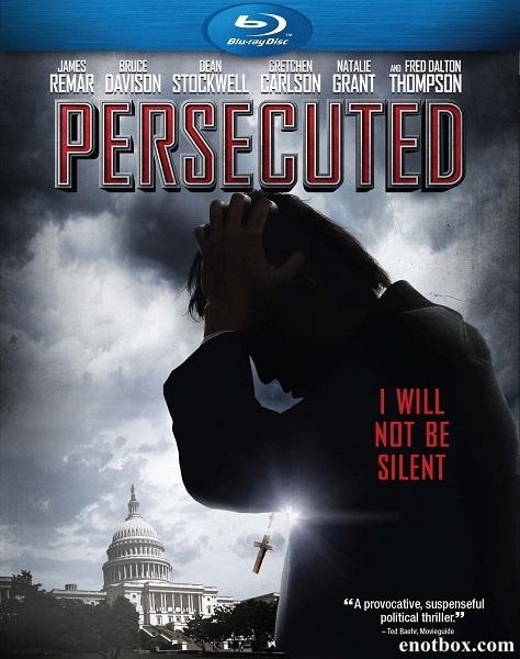 Преследуемый / Persecuted (2014/BDRip/HDRip)