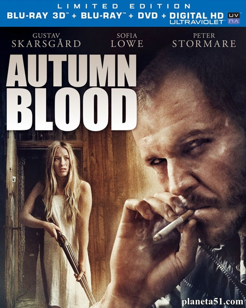 Осенняя кровь / Autumn Blood (2013/BDRip/HDRip)